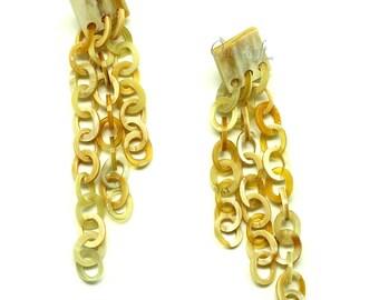 Horn Earrings - Q12956