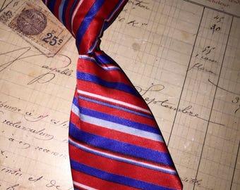 Vintage Teddy Bear Tie