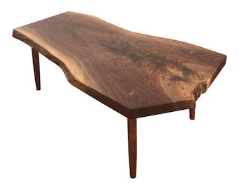 il 340x270.1389069544 r846 Live Edge Coffee Table For Sale Coffee Table Black Walnut Coffee Table Live Edge Live Edge Dining Table For Sale Beautiful