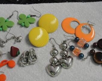Lot of Fun Pierced Earrings