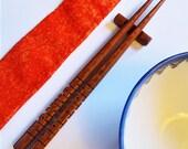 Chopsticks, Leopardwood, ...