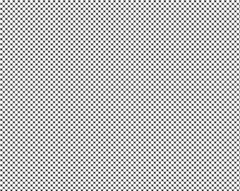 ON SALE Riley Blake Designs Kisses by Doodlebug Design Black on White