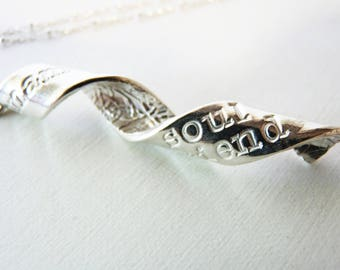 Anam Cara - Soul Friend: An Inspiral Pendant about Friendship and Love