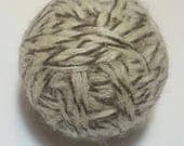 100% Wool Dryer Balls - Toasted Almond