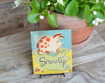 Vintage Children's Book Snooty