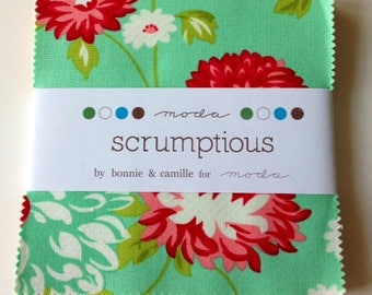 Scrumptious  Charm Pack by Bonnie and Camille for Moda