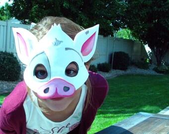 Piglet Mask