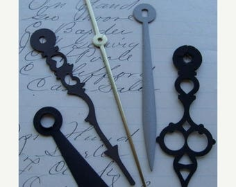 ONSALE Vintage Watch/Clock Steampunk Parts Lot