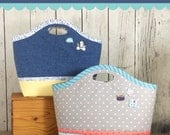 Buttercup Bag Pattern