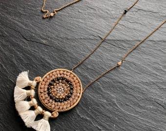 Bombay Necklace I