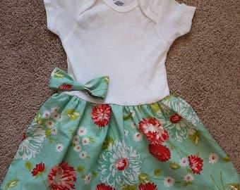 Adorable Onesie Dress 18-24 months