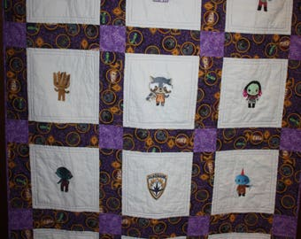 Guardians of the Galaxy Lap Quilt