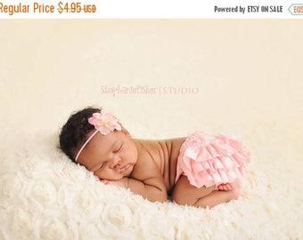 sale Baby Headband Infant Headband Toddler Headband Newborn Headband Pink Stretch Elastic Flower Headband Photography Prop Photo Props Hair