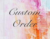 Custom Listing Reserved for  Omooya