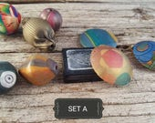 Grab bag o' polymer clay beads