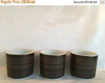 Sale Set of 3 Pyrex Terra Mugs