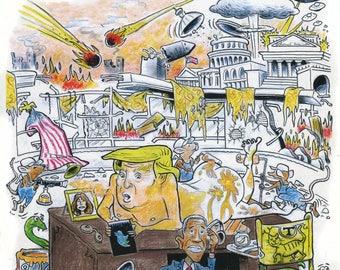 The Trump Orange Primer