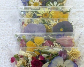 Dried Flowers, Wedding Confetti, Flower Petal, Flower Girl, Table Decor, Petal Confetti, Wedding Decor, Aisle Decoration, 33 Wedding Favors