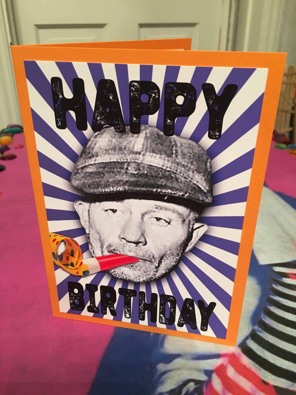 serial killer birthday card