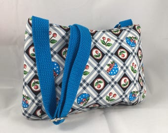 Cross Body Bag with Adjustable Strap