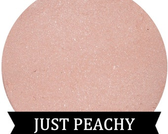 Peach Eyeshadow JUST PEACHY Spring Shadow