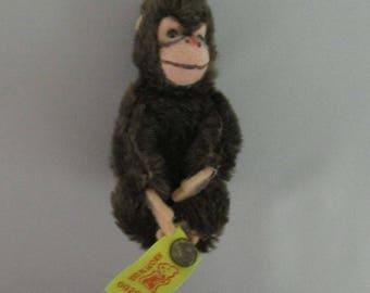 Vintage Steiff Monkey