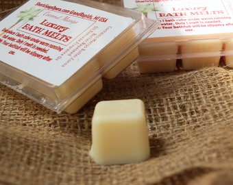 NEW Coconut Mango Bath Melts-for the Ultimate Spa Experience-FREE US Shipping