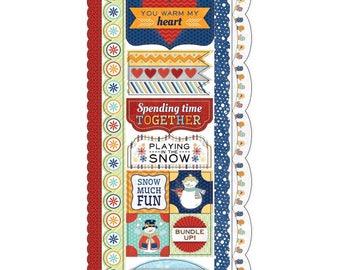 Warm My Heart Sticker Sheet from Adornit