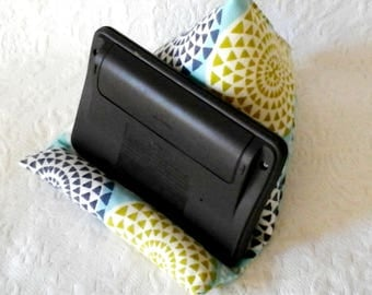 Phone Pillow, Tablet Cushion, Smart Phone Holder, Kindle Cushion, i Phone Pillow Wedge,  Kindle Stand, Cell Phone Pillow, Phone Rest