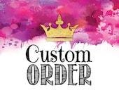 Custom Listing for LouAnn