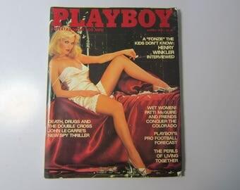 Playboy August 1977
