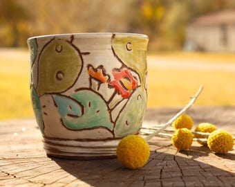 Prickly Pear Cup