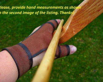 Archery Bow-hand Protecting Glove
