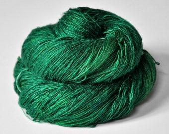Absinthe - Tussah Silk Lace Yarn