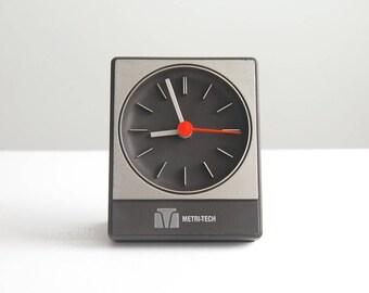 bauhaus clock etsy. Black Bedroom Furniture Sets. Home Design Ideas