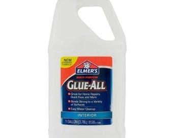Elmers Glue Gallon - For DIY Slime