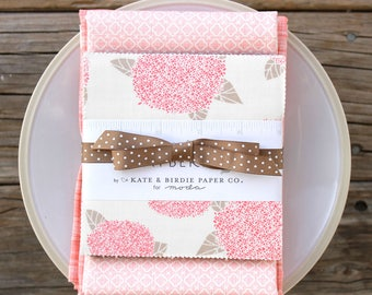 Cottage Lane Quilt Kit ~ Bayberry by Kate & Birdie for Moda