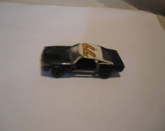 Vintage Zylmex Zee Chevelle Hardtop Sheriff Cruiser 77 P323  Diecast Toy Car, Made In Hong Kong, collectable