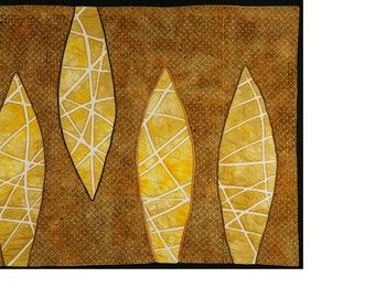 Handmade Art Quilt - Form #2