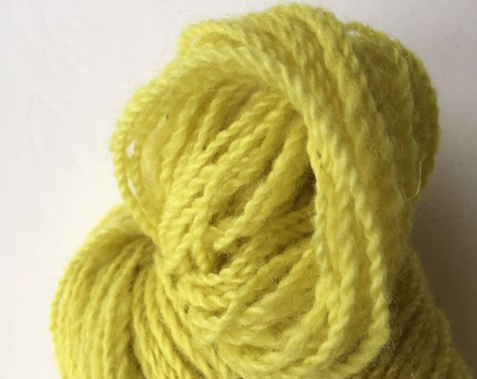 Goldenrod Alpaca Merino Yarn