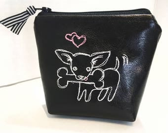 Little zipper pouch