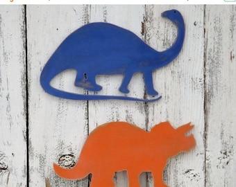 ON SALE DINOSAUR Wood Wall Decor~Dinosaur~Boys Room Decor~Kids Room Decor~Dinosaur Wall Art