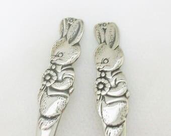 Peter Rabbit Baby Fork & Spoon /