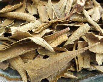Yerba Santa Leaves - Yerba Santa incense, Holy herb, loose smudge, sacred herb, space clearing