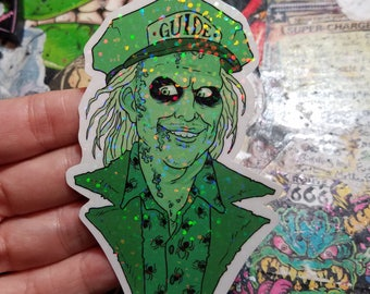 Vinyl Sticker - Beetlejuice