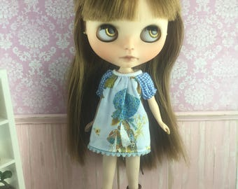 Blythe Smock Dress - Holly Hobby