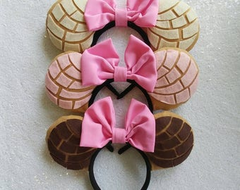 Conchitas minnie ears (customise your own)