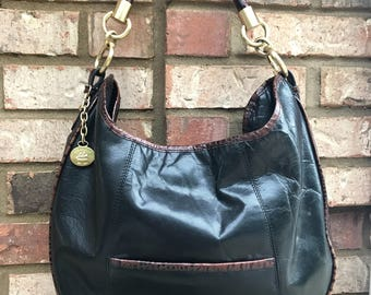 Vintage BRAHMIN Hobo Bag