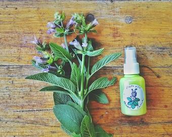 Olio alla Salvia