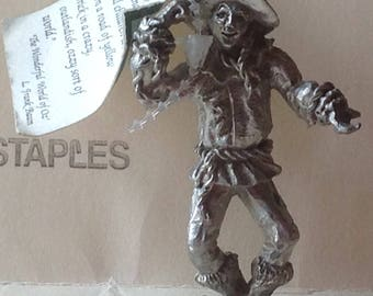 Comstock Pewter Wizard of Oz  figure